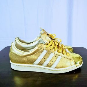 Adidas Gold and Ivory Stars Wars Men's sneakers